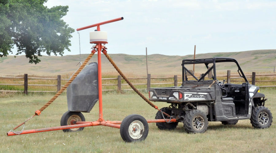 The Prairie Phoenix Cattle Care System